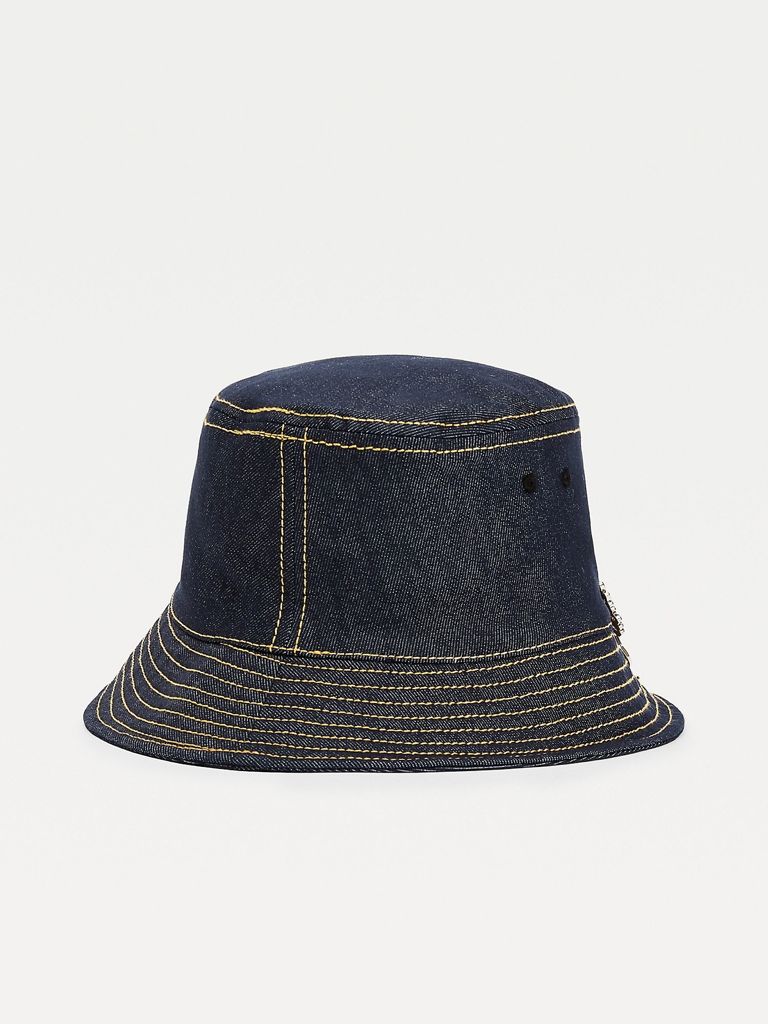 TOMMYXINDYA Denim Bucket Hat DARK DENIM