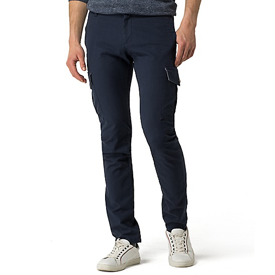 Cargo Tapered Fit Pants - Sales Up to -50% Tommy Hilfiger oW5rbgitfd