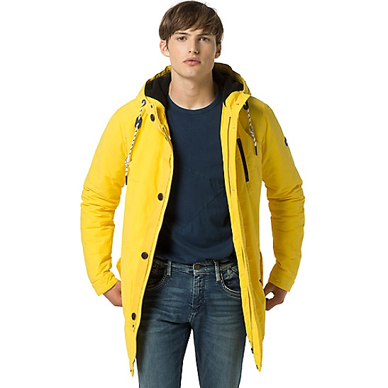 056bf1093 Hooded Raincoat | Tommy Hilfiger