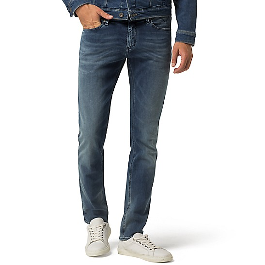 Skinny Comfort Stretch Jeans - Sales Up to -50% Tommy Hilfiger bYlmYf