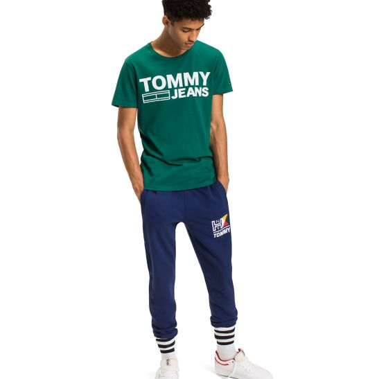 Organic Cotton Regular Fit Chinos - Sales Up to -50% Tommy Hilfiger