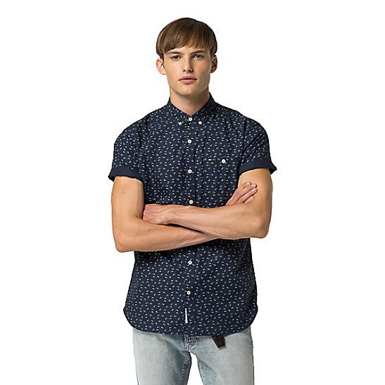 Short-Sleeve Shirt   Tommy Hilfiger e0091797f09c