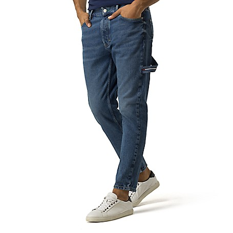 77293e75 Capsule Collection Carpenter Jean | Tommy Hilfiger