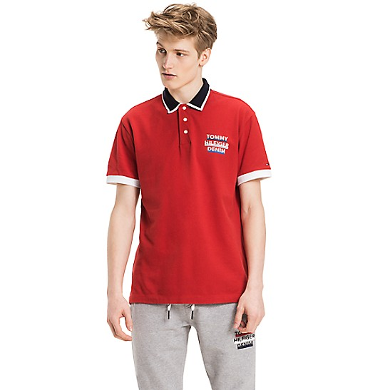 Icon Polo   Tommy Hilfiger 8d456a193335