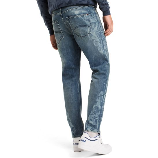 Relaxed Cropped Fit Jeans - Sales Up to -50% Tommy Hilfiger