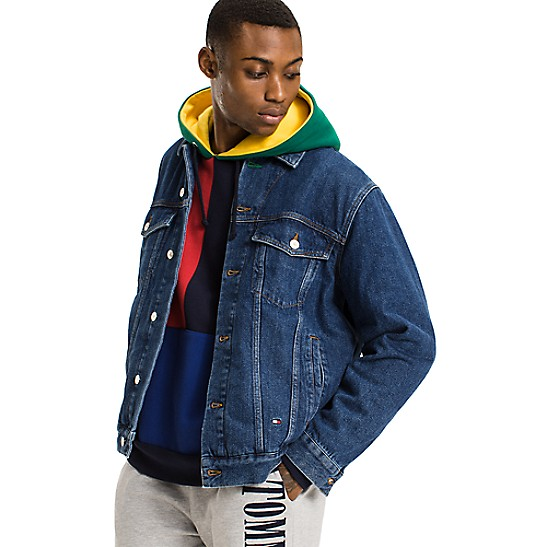 9a387d9c Capsule Collection Lined Denim Jacket | Tommy Hilfiger