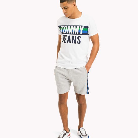 Regular Fit Jersey T-Shirt - Sales Up to -50% Tommy Hilfiger