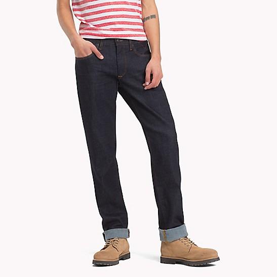 eea52f24 Raw Denim Straight Fit Jean | Tommy Hilfiger