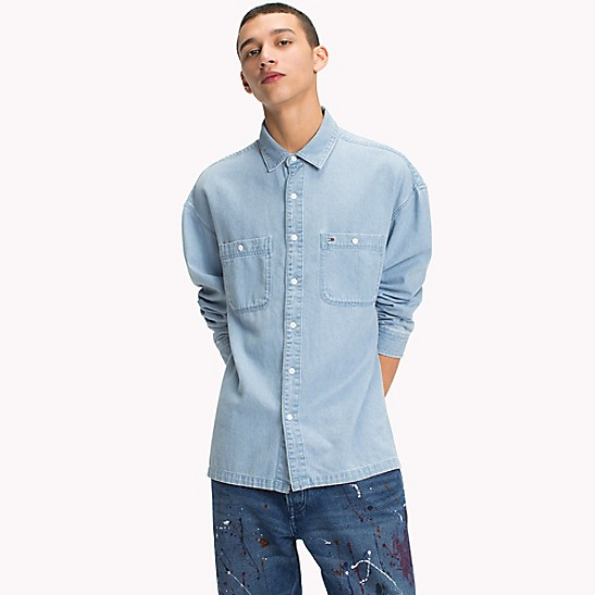 tommi hilfiger jeans shirt