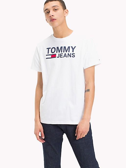 Tommy Hilfiger Logo Shirt Our T Shirt