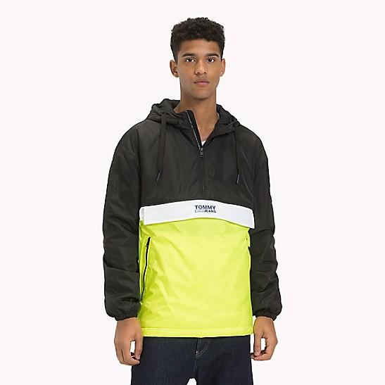 114995735 Colorblock Padded Popover Jacket   Tommy Hilfiger