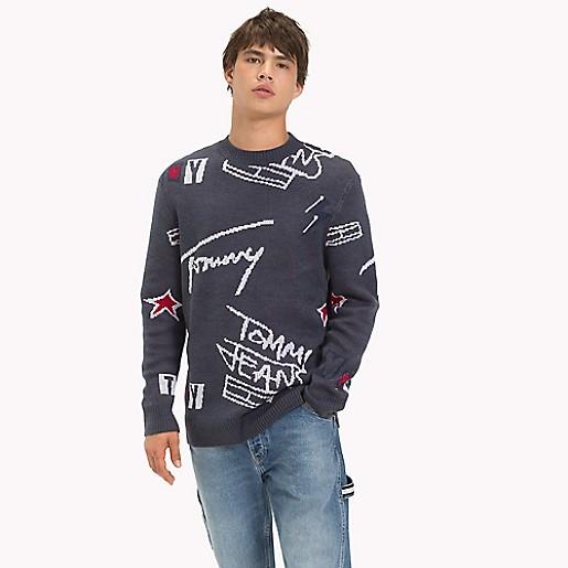 ea3fd597 Vintage Signature Sweater   Tommy Hilfiger