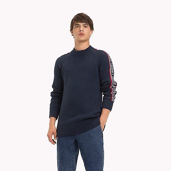2134a7515 Tommy Tape Sweater | Tommy Hilfiger