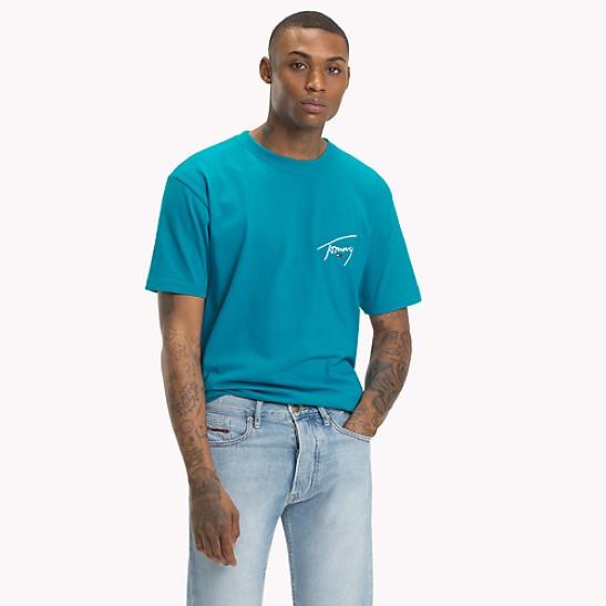 c8bcf719da Tommy Jeans XPLORE Signature T-Shirt | Tommy Hilfiger