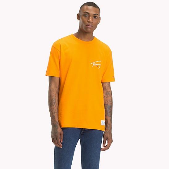neueste Online-Verkauf verkauf usa online Tommy Jeans XPLORE Signature T-Shirt
