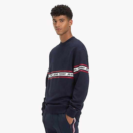 Signature Tape Sweatshirt