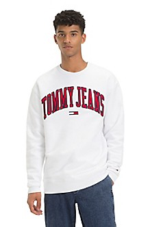 2b4ec0d0 Quick View for Collegiate Crew. NEW TO SALE. TOMMY JEANS