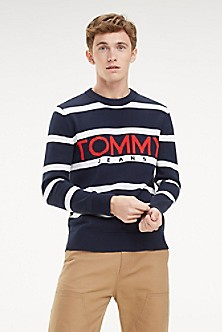 18892322d Tommy Stripe Sweater