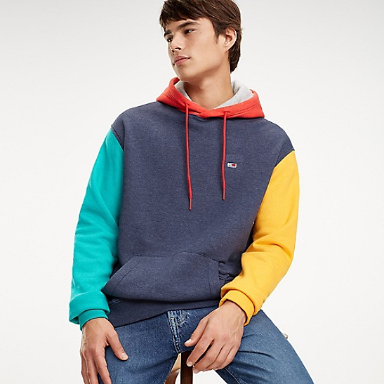 3e569049 Colorblock Hoodie | Tommy Hilfiger