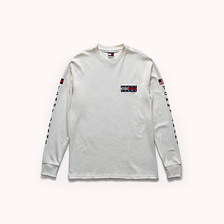 f7adf78c Tommy Jeans Outdoors Long-sleeve T-Shirt   Tommy Hilfiger