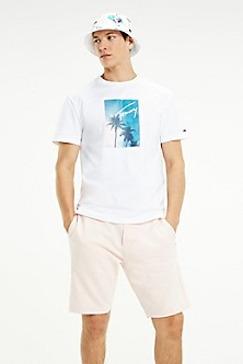 fefd21e2c Men's T-Shirts | Tommy Hilfiger USA