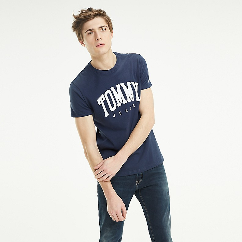 NEW Organic Cotton Slim Fit T-Shirt