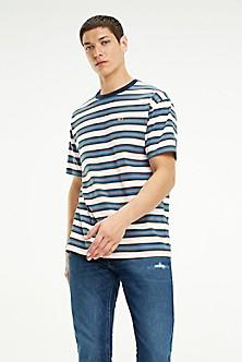 46c6b33e Organic Cotton Retro Stripe T-Shirt