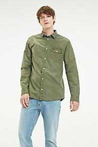 b416ed15a Men's Casual Shirts | Tommy Hilfiger USA