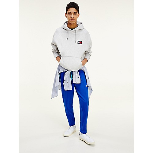Tommy Badge Organic Cotton Hoodie | Tommy Hilfiger
