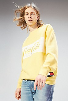 a9d4425b Sweaters & Sweatshirts | Tommy Jeans Men | Tommy Jeans |Tommy ...