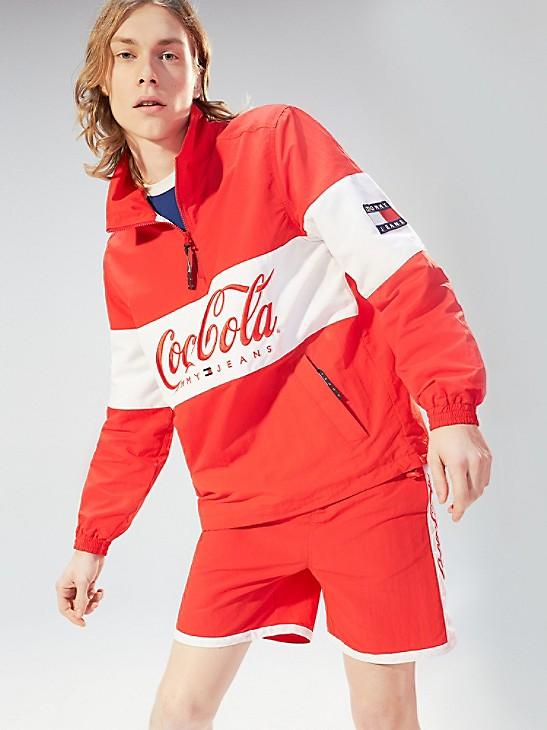TOMMY JEANSXCOCA COLA Jacket