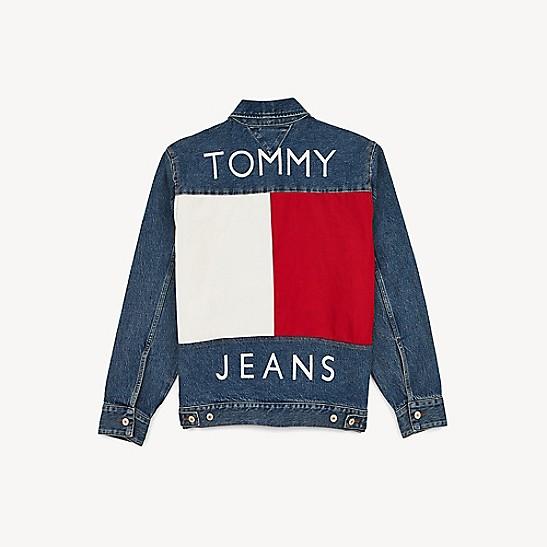 Tommy Archives Trucker Jacket