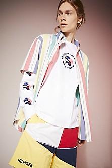 3905d83fe8 Heritage Capsule Stripe Short-Sleeve Shirt