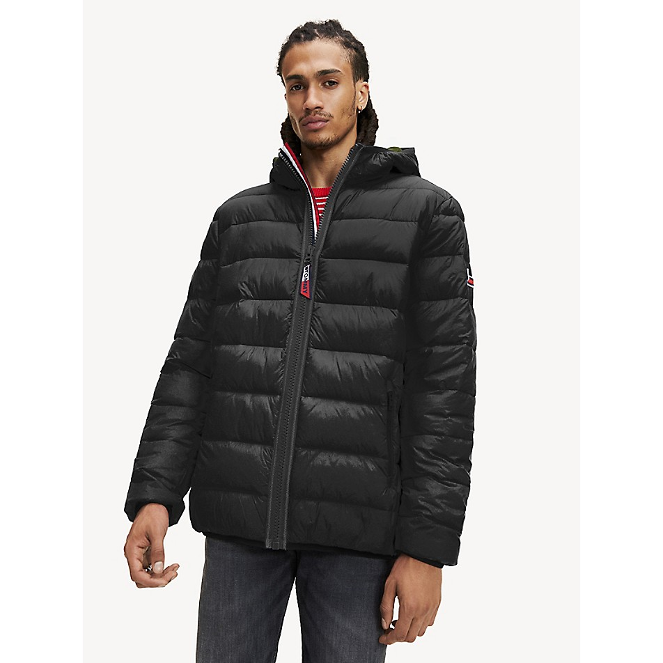 NEW Hooded Insulated Jacket