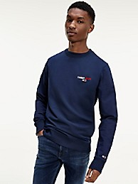 Tommy Logo Sweatshirt   Tommy Hilfiger