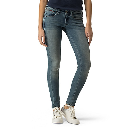 Mid Rise Skinny Fit Jeans - Sales Up to -50% Tommy Hilfiger 62bdoUq2TH