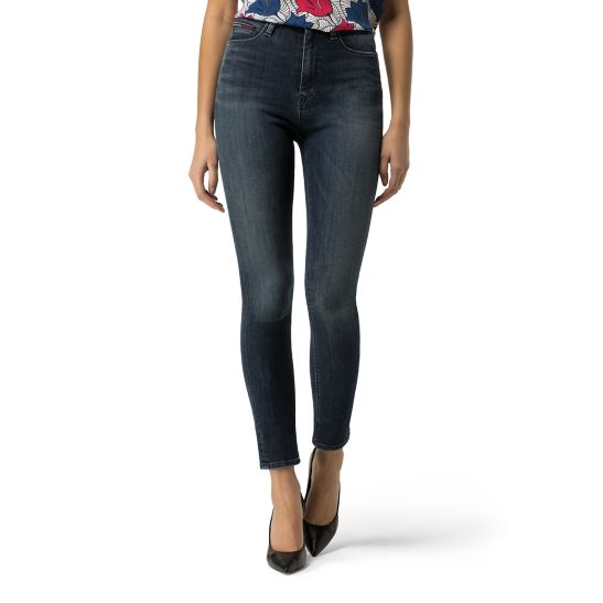 Slim Fit Stretch Jeans - Sales Up to -50% Tommy Hilfiger