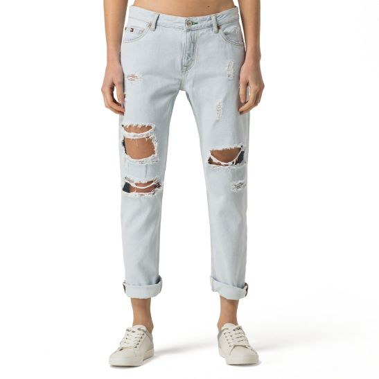 DENIM - Denim trousers Tommy Jeans