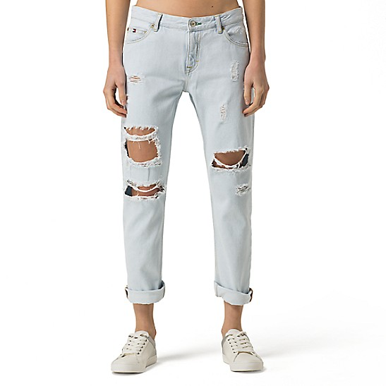 DENIM - Denim trousers Tommy Jeans jaldG
