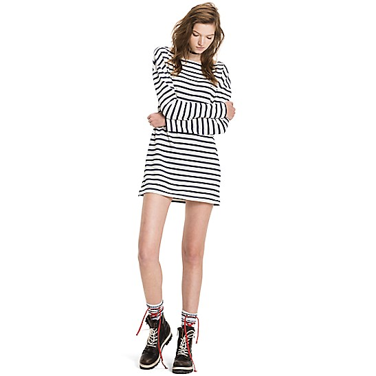 Bell Sleeve Minidress - Sales Up to -50% Tommy Hilfiger d8UFIJ
