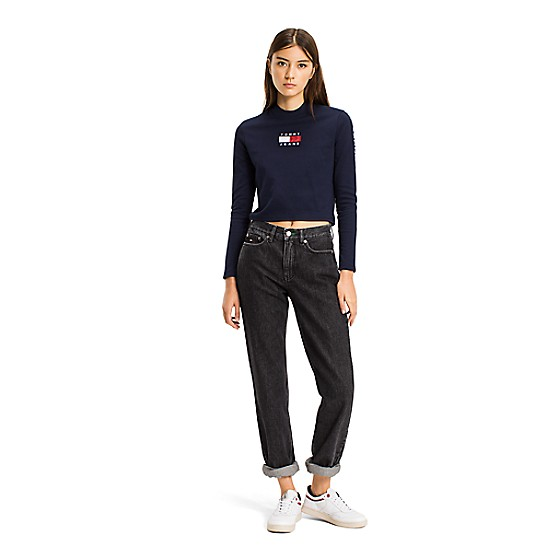 dbdf738f Capsule Collection Mom Fit Jean | Tommy Hilfiger