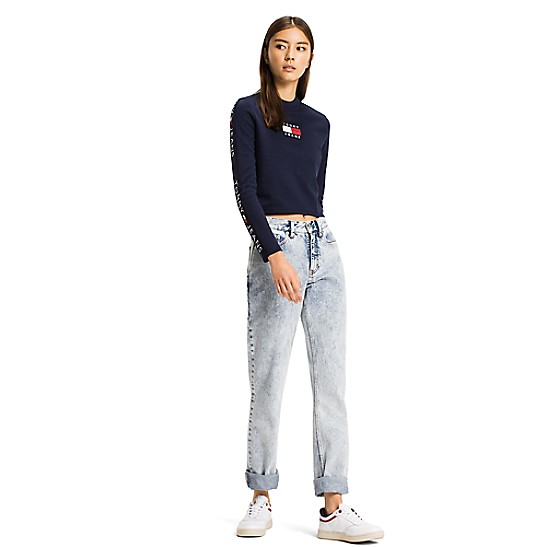 7e5d7a847 Capsule Collection Mom Fit Jean | Tommy Hilfiger