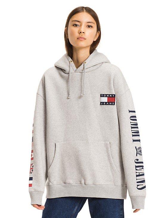 CAPSULE COLLECTION LOGO HOODIE