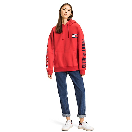 4bbdb26c5 CAPSULE COLLECTION LOGO HOODIE