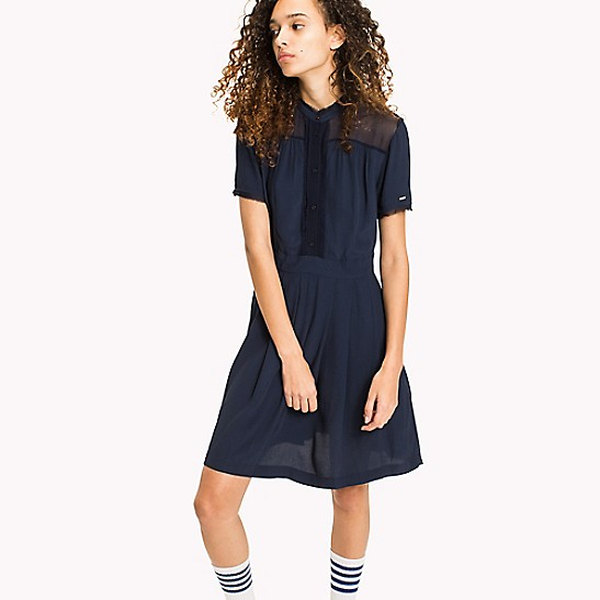 Maxi Shirt Dress - Sales Up to -50% Tommy Hilfiger pMmZH7R1