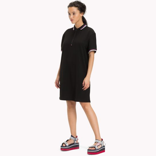 Modern Polo Dress - Sales Up to -50% Tommy Hilfiger