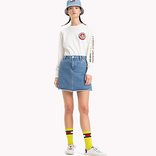 kid top-rated cheap buy cheap Capsule Collection Jean Skirt