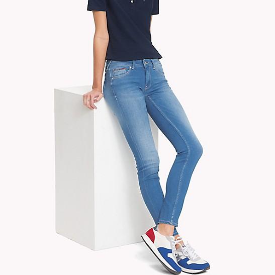 3034dfb2 Low Rise Skinny Fit Jean | Tommy Hilfiger
