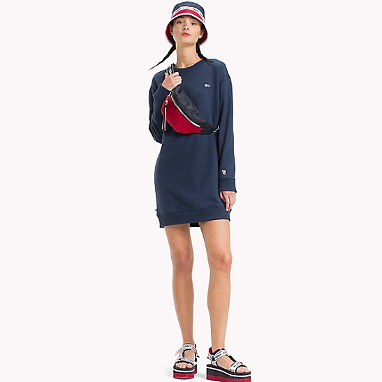 4e64bb0f22 SALE Tommy Classics Sweatshirt Dress