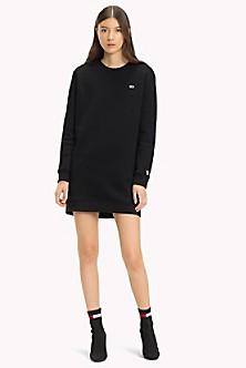 Tommy Clics Sweatshirt Dress